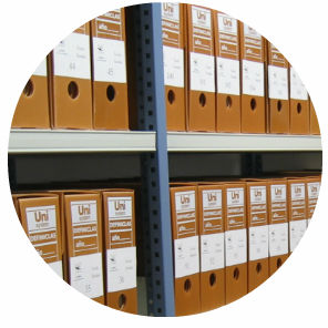 Storage Preparation: Documents