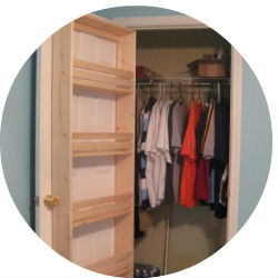 Storage Hack Wardrobe Storage